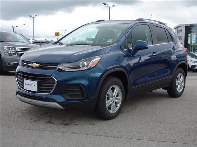 2020 Chevrolet Trax LT (Stk: 0210120) in Langley City - Image 1 of 6