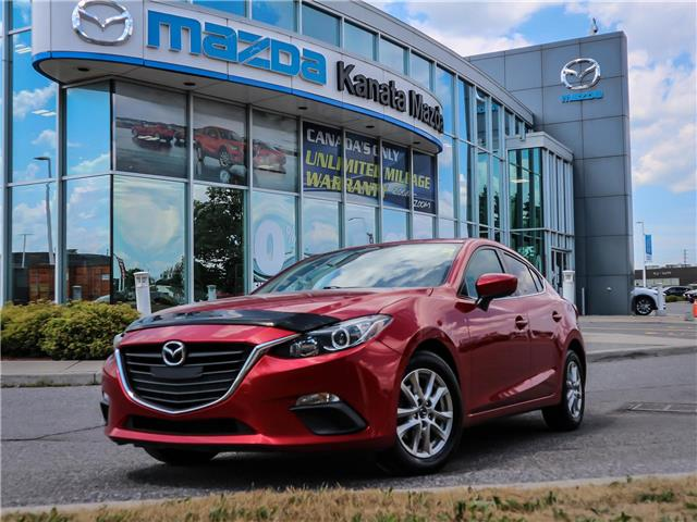 2016 Mazda Mazda3 GS (Stk: M1003) in Ottawa - Image 1 of 28