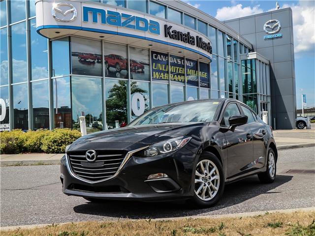 2016 Mazda Mazda3 GS (Stk: M1007) in Ottawa - Image 1 of 28