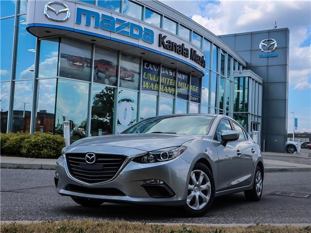2016 Mazda Mazda3 GX (Stk: M1015) in Ottawa - Image 1 of 26