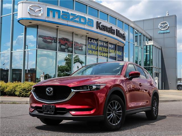 2019 Mazda CX-5 GS (Stk: M1018) in Ottawa - Image 1 of 29