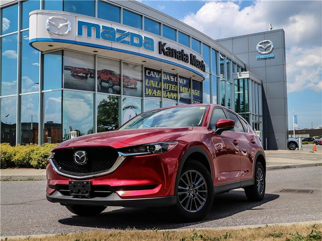 2019 Mazda CX-5 GS (Stk: M1019) in Ottawa - Image 1 of 30