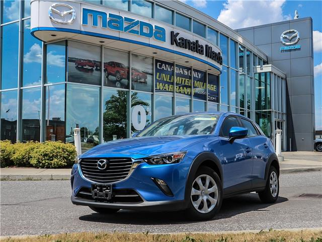 2017 Mazda CX-3 GX (Stk: 11572A) in Ottawa - Image 1 of 10