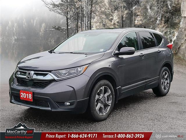2018 Honda CR-V EX (Stk: TJH109054) in Terrace - Image 1 of 15