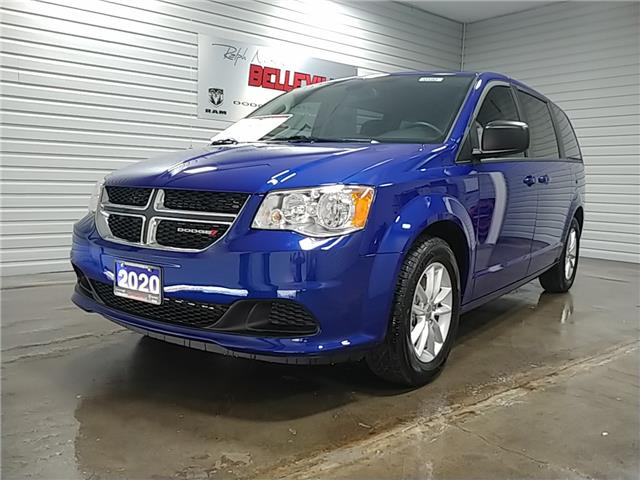 2020 Dodge Grand Caravan SE (Stk: 0180) in Belleville - Image 1 of 12