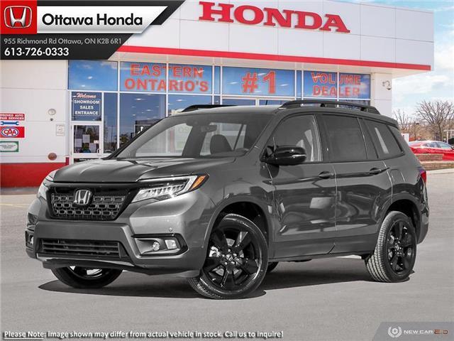 2020 Honda Passport Touring (Stk: 337170) in Ottawa - Image 1 of 23