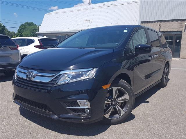 2020 Honda Odyssey EX-L Navi (Stk: 20-0498) in Ottawa - Image 1 of 24