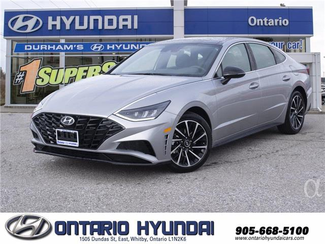 2020 Hyundai Sonata Preferred (Stk: 036138) in Whitby - Image 1 of 18