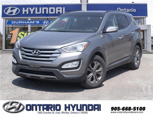 2015 Hyundai Santa Fe Sport 2.4 Luxury (Stk: 86890K) in Whitby - Image 1 of 20