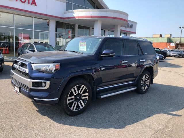2016 Toyota 4Runner  (Stk: CP10061) in Chatham - Image 1 of 10