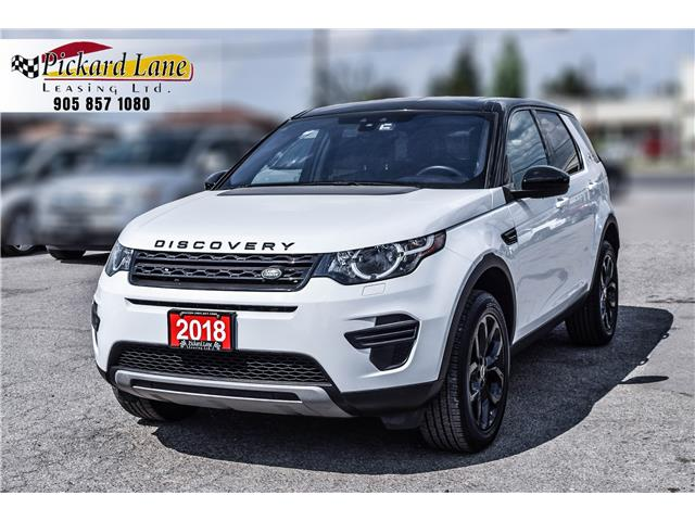 2018 Land Rover Discovery Sport SE (Stk: 767117) in Bolton - Image 1 of 22