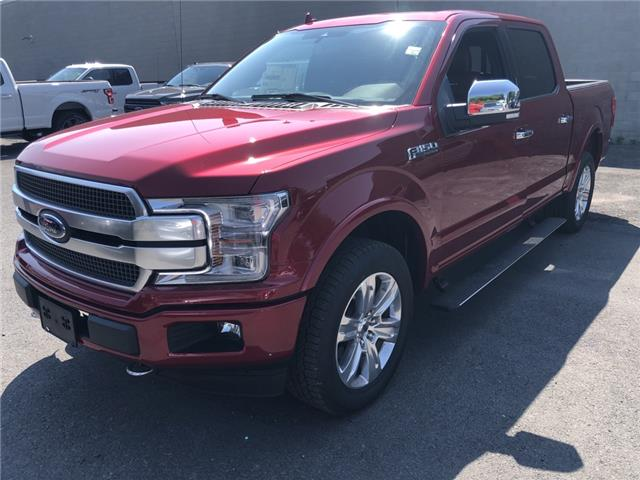 2020 Ford F-150 Platinum (Stk: 20214) in Cornwall - Image 1 of 12