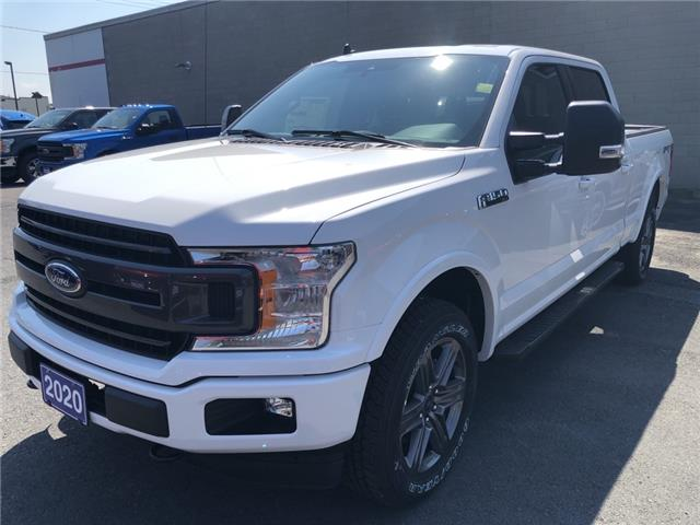 2020 Ford F-150 XLT (Stk: 20189) in Cornwall - Image 1 of 12