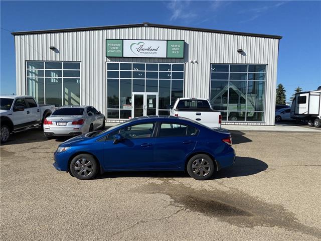 2014 Honda Civic LX (Stk: HW926A) in Fort Saskatchewan - Image 1 of 25
