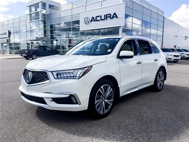 2018 Acura MDX Elite Package 5J8YD4H80JL800212 50094A in Saskatoon