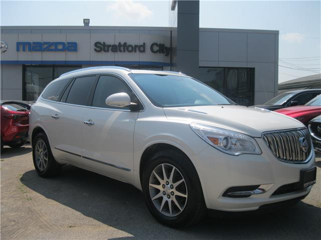 2015 Buick Enclave Leather (Stk: 20085A) in Stratford - Image 1 of 27