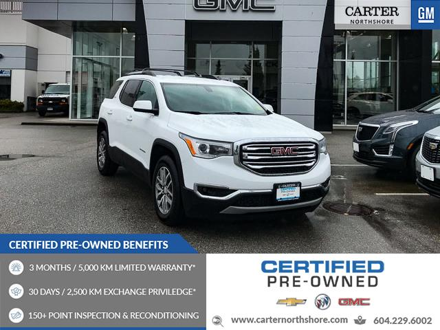 2018 GMC Acadia SLE-2 (Stk: 973890) in North Vancouver - Image 1 of 29