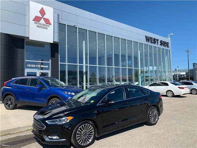 2017 Ford Fusion SE (Stk: BM3807) in Edmonton - Image 1 of 29