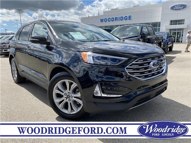 2019 Ford Edge Titanium (Stk: 17554) in Calgary - Image 1 of 22