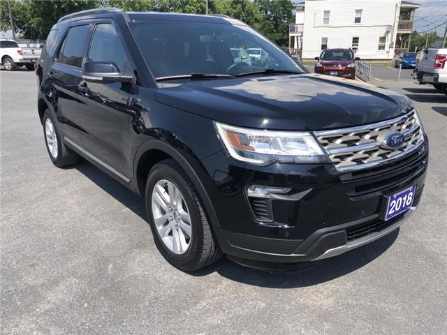 2018 Ford Explorer XLT (Stk: 20197A) in Cornwall - Image 1 of 29