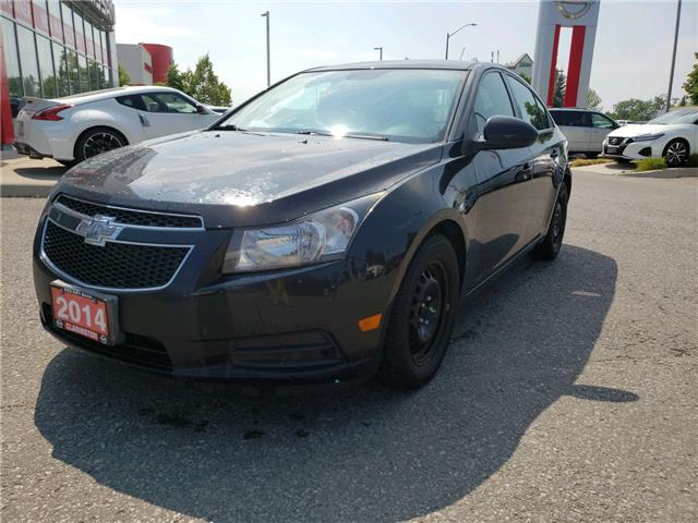 2014 Chevrolet Cruze 1LT 1G1PC5SB1E7323546 LL522533A in Bowmanville