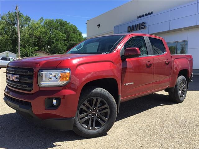 2020 GMC Canyon SLE (Stk: 218420) in Brooks - Image 1 of 17
