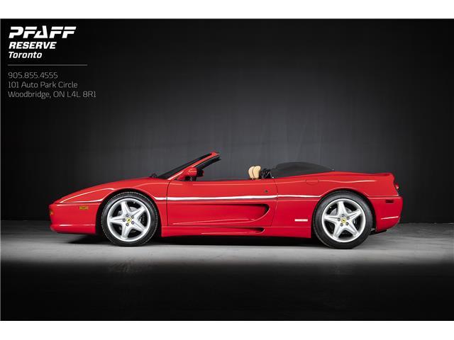 1996 Ferrari 355 Spider Convertible (Stk: TK001) in Woodbridge - Image 1 of 16