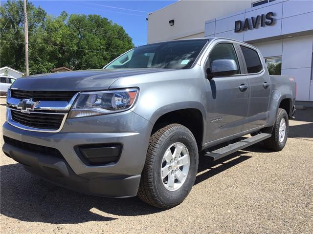 2020 Chevrolet Colorado WT (Stk: 214997) in Brooks - Image 1 of 16