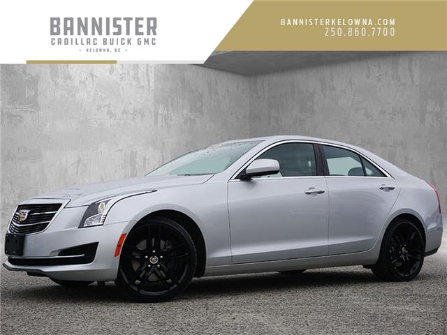 2015 Cadillac ATS 2.0L Turbo (Stk: P20-652) in Kelowna - Image 1 of 23