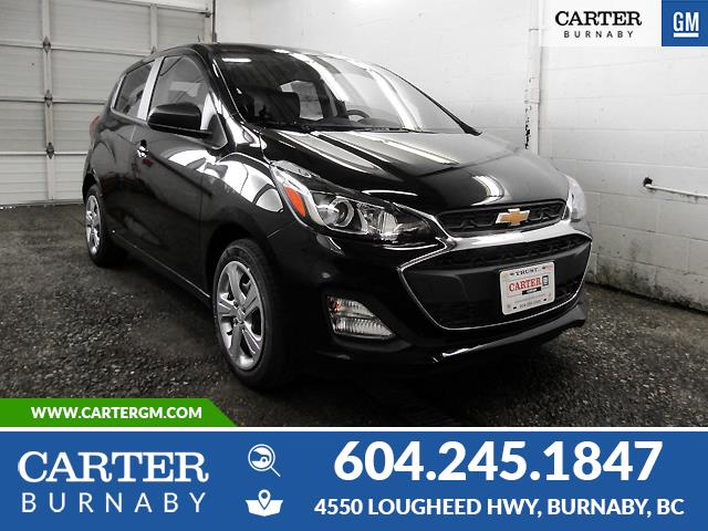 2020 Chevrolet Spark LS Manual (Stk: 40-06590) in Burnaby - Image 1 of 12