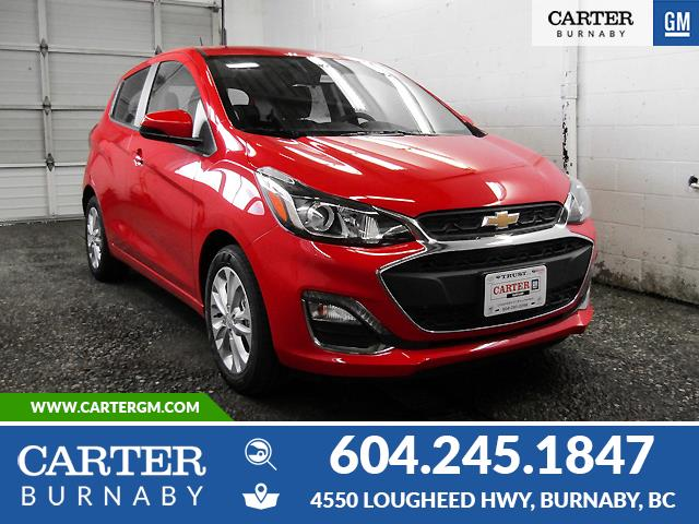 2020 Chevrolet Spark 1LT CVT (Stk: 40-02520) in Burnaby - Image 1 of 12