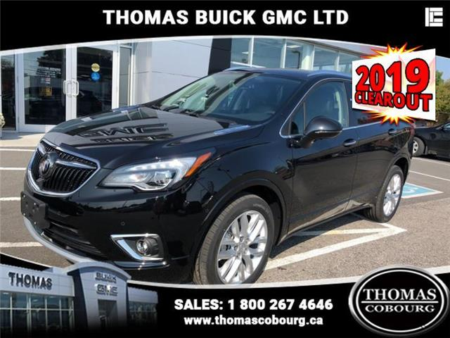 2019 Buick Envision Premium II (Stk: B09701) in Cobourg - Image 1 of 20
