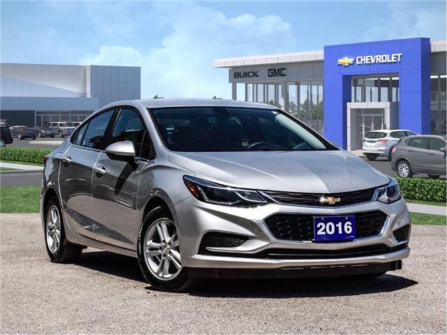 2016 Chevrolet Cruze LT Turbo (Stk: 230673B) in Markham - Image 1 of 27