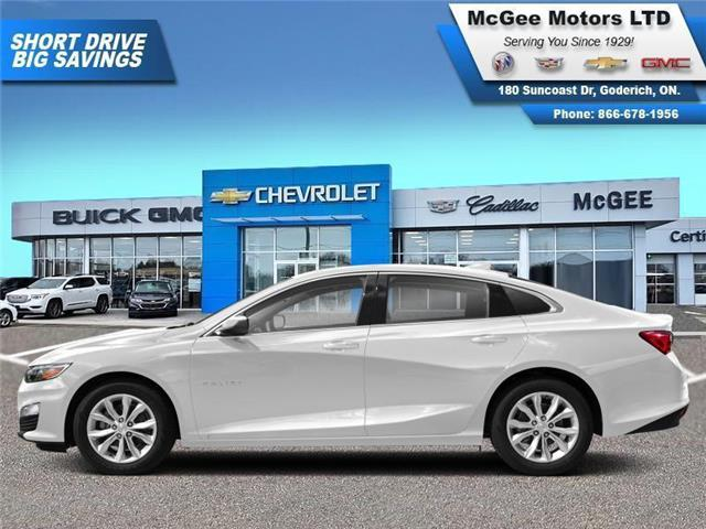 2019 Chevrolet Malibu Hybrid Base (Stk: 161560) in Goderich - Image 1 of 1