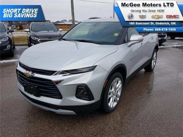2019 Chevrolet Blazer 3.6 True North (Stk: 689484) in Goderich - Image 1 of 19