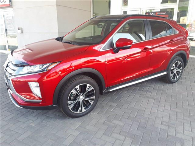 2020 Mitsubishi Eclipse Cross GT (Stk: MT9) in Ottawa - Image 1 of 9