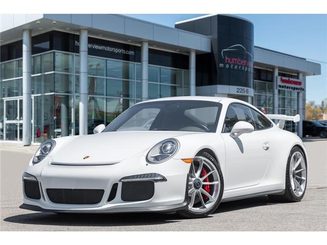 2014 Porsche 911 GT3 (Stk: 20HMS619) in Mississauga - Image 1 of 26