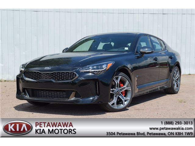 2019 Kia Stinger GT2 (Stk: 19212) in Petawawa - Image 1 of 30
