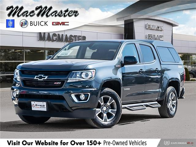 2017 Chevrolet Colorado Z71 (Stk: U238299-OC) in Orangeville - Image 1 of 28