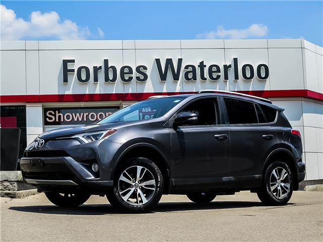 Used 2016 Toyota RAV4 XLE  - Waterloo - Forbes Waterloo Toyota