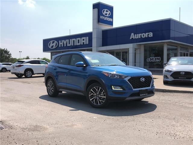 2020 Hyundai Tucson  (Stk: 22183) in Aurora - Image 1 of 15