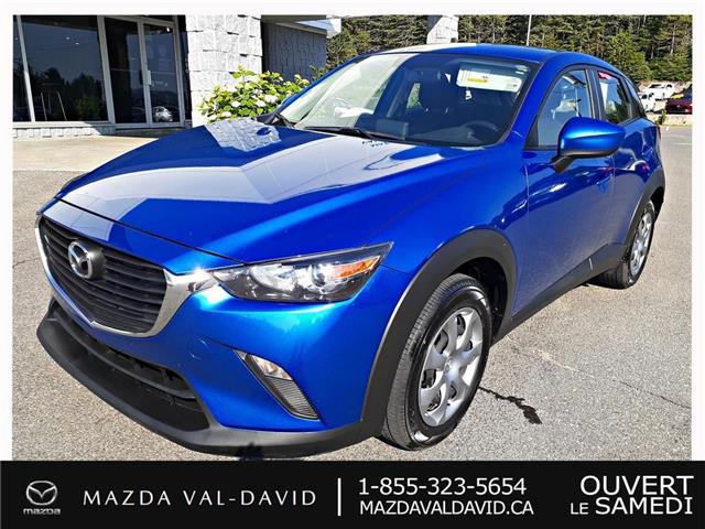 2017 Mazda CX-3 GX (Stk: B1805) in Val-David - Image 1 of 21