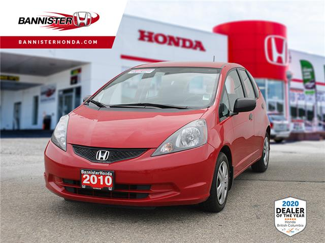 2010 Honda Fit DX-A (Stk: L20-016A) in Vernon - Image 1 of 14