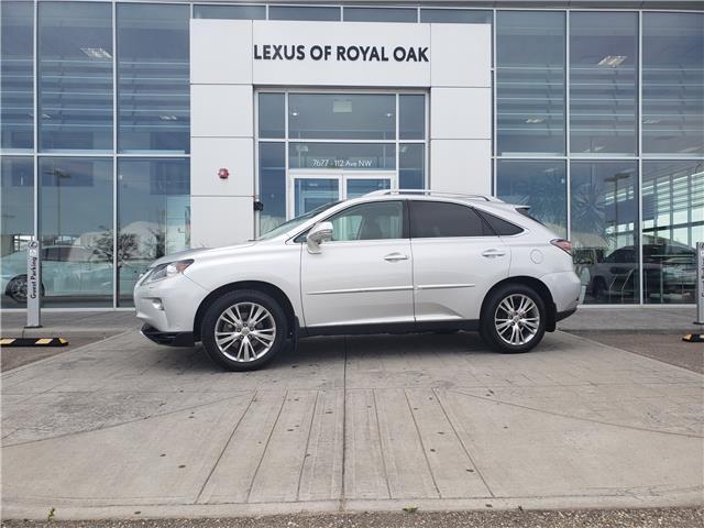 2014 Lexus RX 350 Base (Stk: L20132A) in Calgary - Image 1 of 9