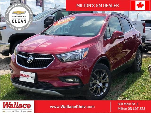 2019 Buick Encore Sport Touring (Stk: 872545) in Milton - Image 1 of 15