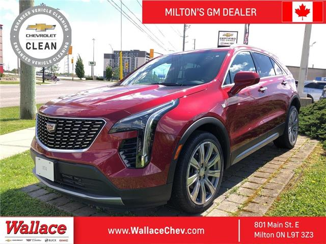 2020 Cadillac XT4 Premium Luxury (Stk: 043834) in Milton - Image 1 of 15