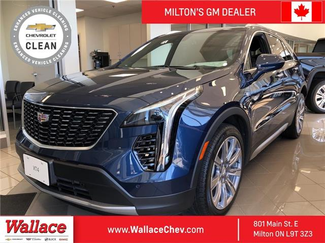 2020 Cadillac XT4 Premium Luxury (Stk: 086071) in Milton - Image 1 of 15