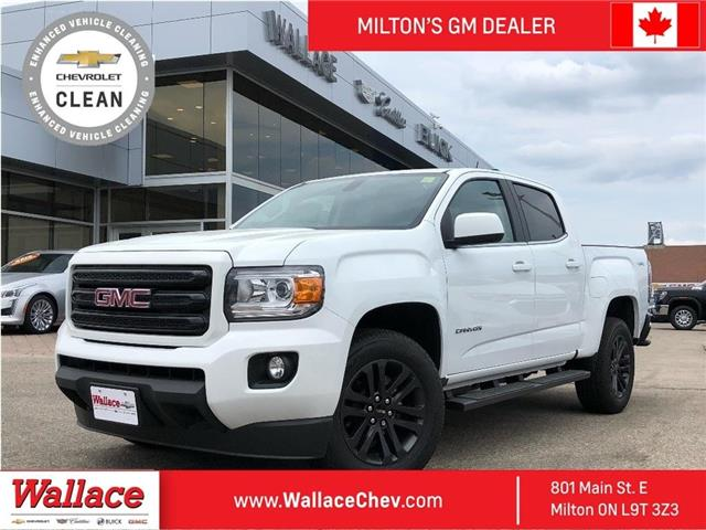 2020 GMC Canyon SLE (Stk: L1195130) in Milton - Image 1 of 15