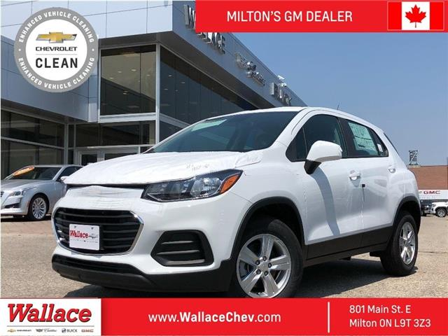 2020 Chevrolet Trax LS (Stk: 341411) in Milton - Image 1 of 15