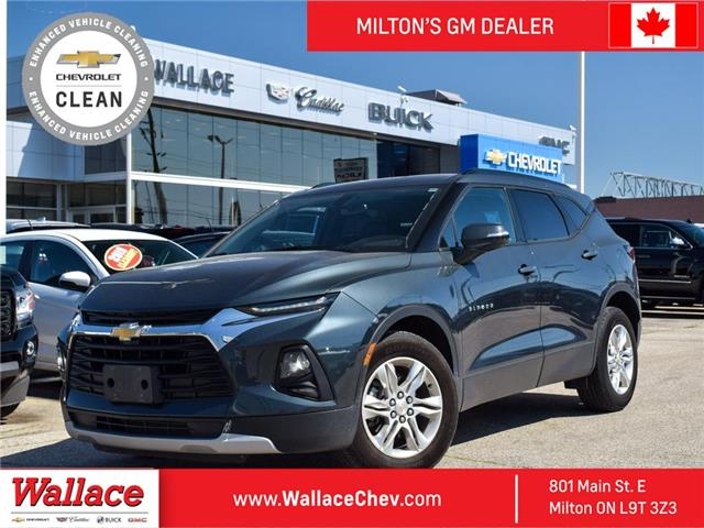 2019 Chevrolet Blazer 3.6 True North I DEMO I BLOWOUT (Stk: 619804D) in Milton - Image 1 of 24